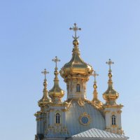 Золотые купола :: Вера Моисеева