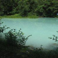 Голубое озеро. :: Vladimir 070549