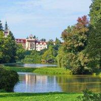 Виды парка Пругонице, Чехия :: Olena