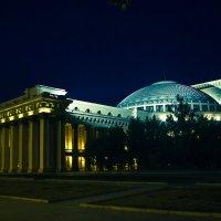 Театр оперы и балета г. Новосибирск :: Юлия Асеева