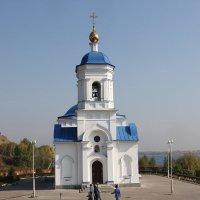 Мужской монастырь.С.Винновка,Самарская обл :: Дмитрий Фадин