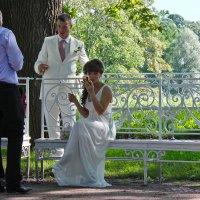 Свадьба :: Варвара) Зыкина Елена