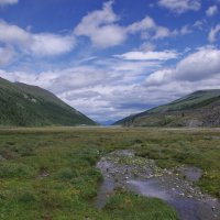 Долина реки Аккем. :: Ирина Нафаня