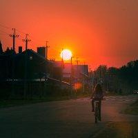 Вечер трудного дня :: Рашид Рахимов