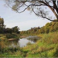 Долина реки Лучеса. :: Роланд Дубровский