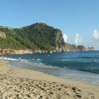 Пляж Клеопатры, Алания, Турция :: Елена Лукожева