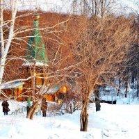 Зима :: Владимир Фомин