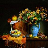 Рыжая осень... :: Валентина Колова