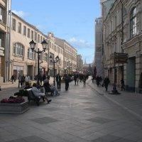 Никольская улица. :: Яков Реймер