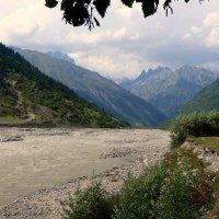 Сванетия. Река Ингури. :: Игорь