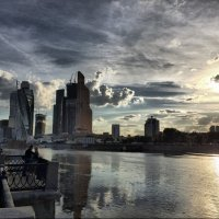 Любовь в большом городе :: Андрей Григорьев