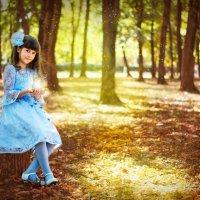 Осеннее волшебство :: Dina Ross