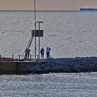 утихомирилось море :: Валерий Дворников