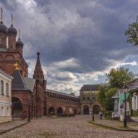 Старая Москва :: Наталья Косарева
