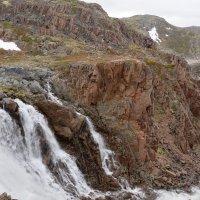 Водопад :: Александр Хаецкий