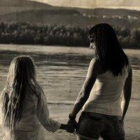 Мама и доча :: Павел Швалов