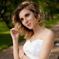 Невеста в саду :: Анна Инякина