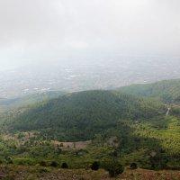 Вид с Везувия (Италия) :: Надежда Господёнок
