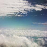 Небо :: Надежда Господёнок