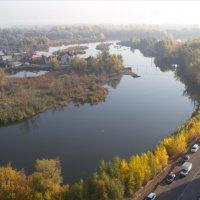 Утро , туман. :: Арсений Корицкий