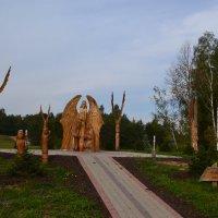 Скульптура в парке. :: zoja