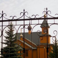 Храм в честь Иверской иконы Божией Матери (г. Нижний Новгород) :: Павел Зюзин