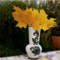Здравствуй осень! :: Любовь Чунарёва