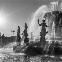 Чудесный фонтан :: Константин Фролов