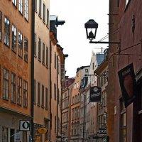 Лабиринты старых улиц. :: Руслан Горбачёв