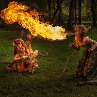 Магия огня :: Валентин Яруллин