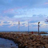Вечер, море :: Виталий Устинов