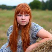 Рыжая :: Елизавета Хохлова