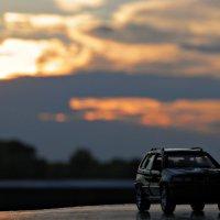 закат :: Наталья Бридигина