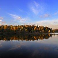 На закате последнего воскресенья сентября... :: Андрей Войцехов
