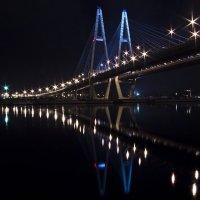 Питер Вантовый мост :: Алексей Королёв
