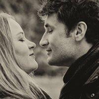 За секунду до поцелуя.. :: Елизавета Вавилова