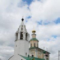 Георгиевская церковь 1783-1784 :: Наталья Гусева