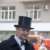 В день без автомобилей на Сретенском бульваре :: marmorozov Морозова