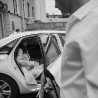 Приезд к ЗАГСу :: Наталия Баранова