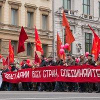 Первомайская демонстрация.4 :: Антон Смульский