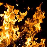 Пламя :: Илья Кантемиров