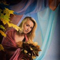Осенний портрет :: Юра Викулин
