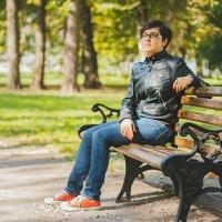 Осенние мотивы :: Алена Шпинатова