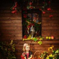 Осенняя фотосессия в студии :: Oksanka Kraft