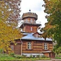 Дом-музей Репина. :: Андрей Самуйлов