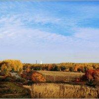 Осень. Вид на Оранки. :: Artem Andreev