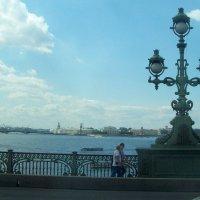 Троицкий мост :: alemigun