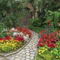 в саду Кайзербурга :: Сергей Цветков