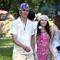 Фестиваль Мир Сибири :: Виктор