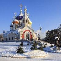 Церковь Святого Игоря Черниговского :: Александр Назаров